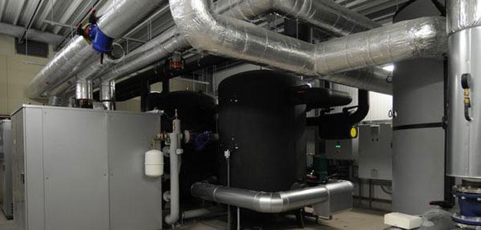 Kühlen mit Wärme? Absorptionskältesysteme am Velux-Produktionsstandort Sonneborn.