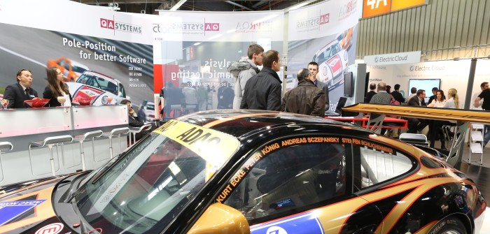 Embedded Security: Automotive und das Internet of Things auf der Embedded World 2015