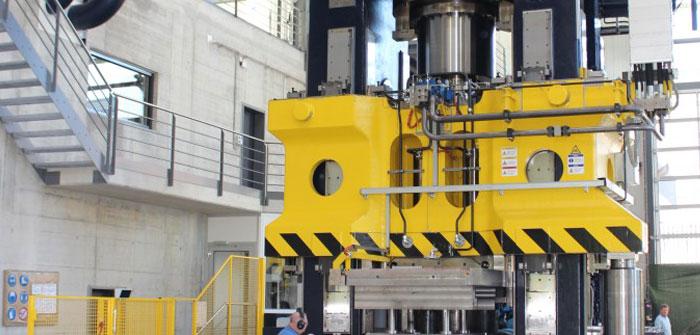 Efficient Hydraulic Forming: hydraulische Pressen jetzt effektiver dank neuer Technologie