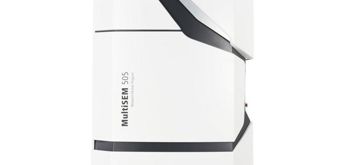 Carl Zeiss GmbH: MultiSEM 505 als schnellstes Rasterelektronenmikroskop der Welt vorgestellt