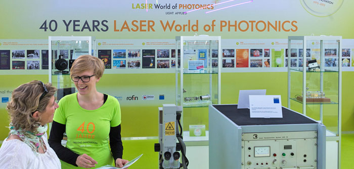 Laser World of Photonics München