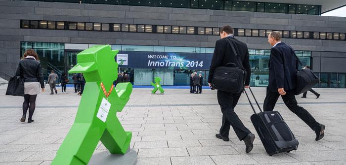 InnoTrans 2016 in Berlin