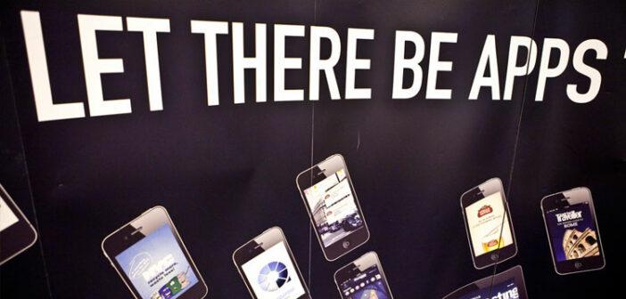 Die Apps-World in Berlin