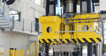 Efficient Hydraulic Forming: hydraulic presses now more efficient thanks to new technology