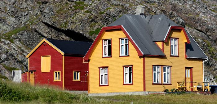 Norwegen: Kleines Haus am Meer kaufen