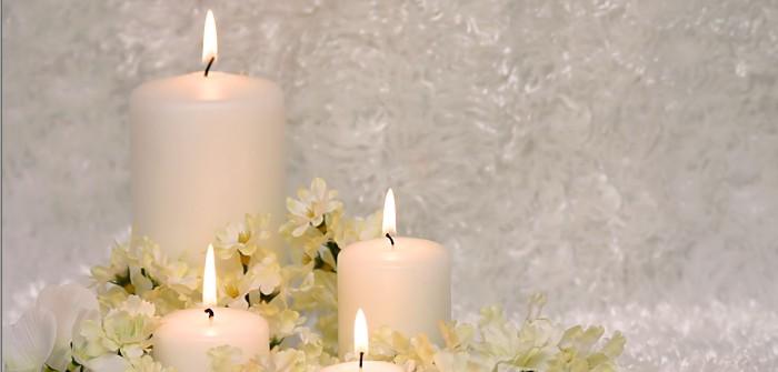 Feinstaub durch Kerzen übersteigt Belastung durch Industrie