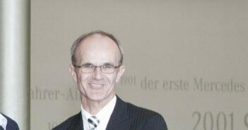 Willi Reiss über den Daimler-Standort Sindelfingen