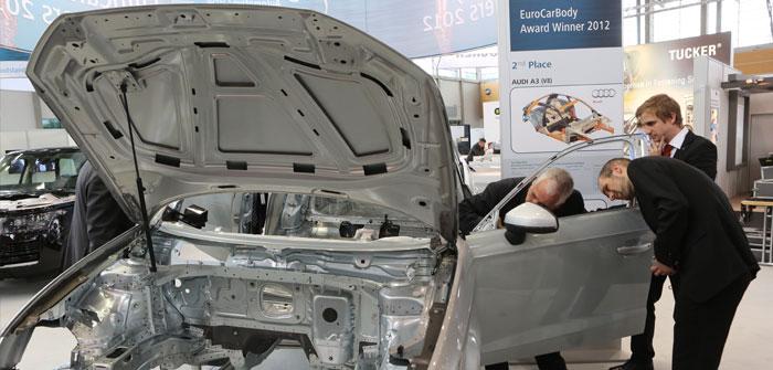 Automotive Engineering Expo in Nürnberg