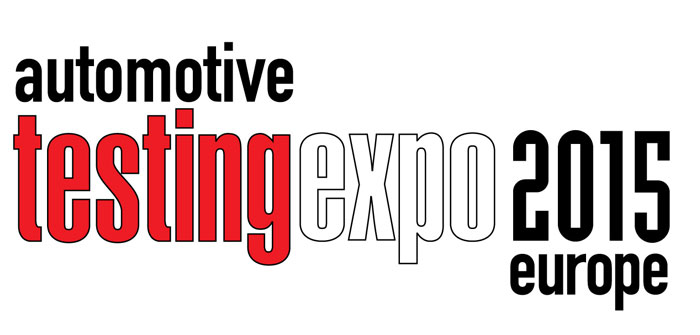 Automotive Testing Expo Europe in Stuttgart