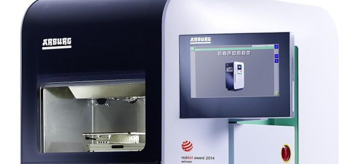 Spritzgießen: Arburg mit Freeformer auf der T-Plas