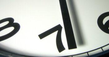 70 Industrieminuten: von der Umrechnung der Zeit