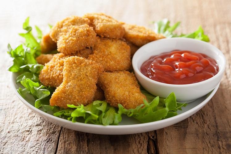 Bestehen chicken mc nugget nicht aus hähnchenfleich und nicht aus Plastik?