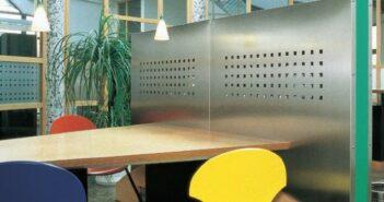 Lüftungsanlage: Lüftungsanlagen sind ohne Lochblech undenkbar