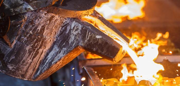 Gusseisen: Sphäroguss und Grauguss haben bei Roemheld & Moelle Tradition