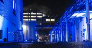 Lange Nacht der Industrie: Besuch zur blauen Stunde bei Budenheim