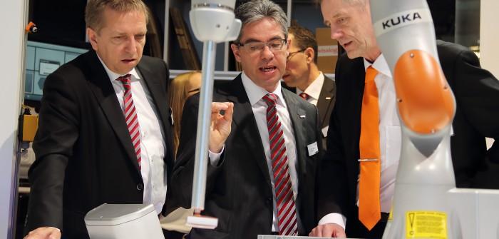 LogiMAT 2016: Swisslog sorgt für Innovationen