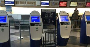 SITA Kioske: Air France-KLM rollt 765 neue Self-Service-Kioske aus