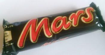 Plastik bei Mars: Als Verpackung ja aber im Produkt hat Plastik nichts verloren