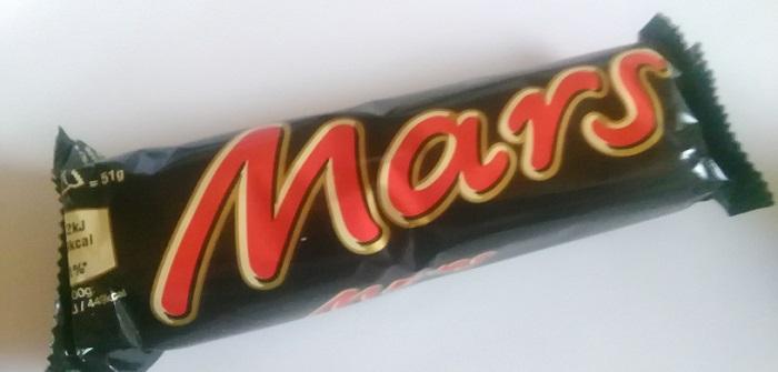 Plastik Bei Mars Rückrufaktion