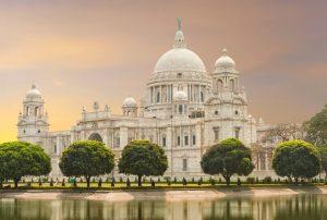 Das Victoria-Memorial in Kalkutta (#3)