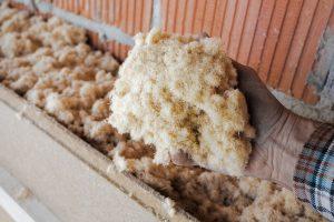 Holzfasern als natürlicher Dämmstoff (#1)