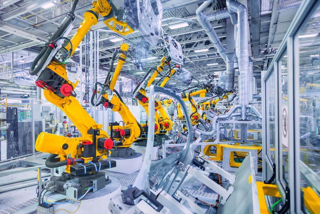 Auch in der Autoindustrie nicht mehr wegzudenken