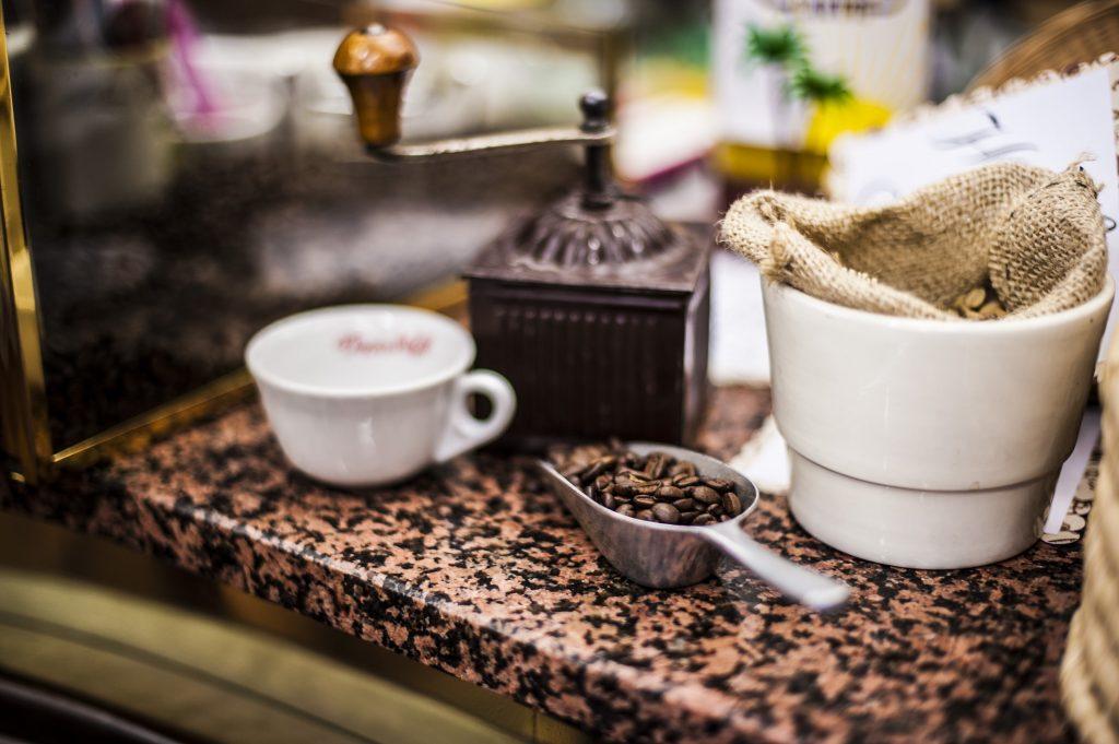 So begann das Kaffekochen angeblich für viele der ultimative Genuss