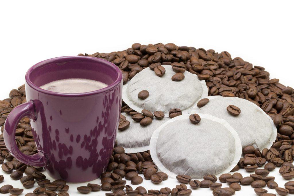 Kaffee mit Kaffeepads eine zeitsparende aber leckere Alternative zum brühen