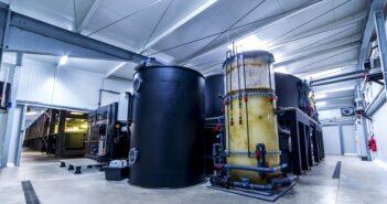 Kammerfilterpressen verhelfen uns zu sauberem Wasser