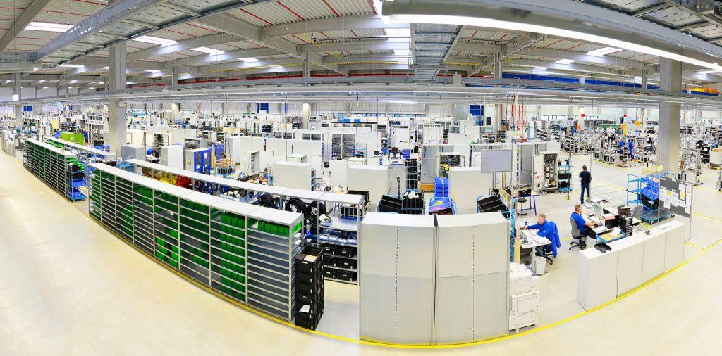 Kammerfilterpressen, große Firmen arbeiten ständig an der Weiterentwicklung