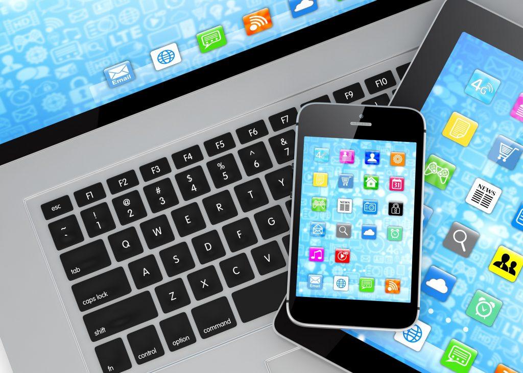 Technik ist einer der Sachen die online gut zu verkaufen gehen