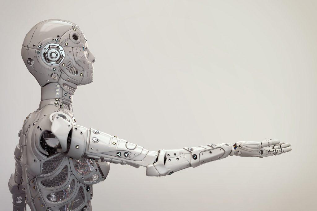 Von der Etikettiermaschine über Lager-Roboter bis hin zu kompletten Fertigungslinien sollten hier stets die Komponenten ausgewählt werden, die der Produktivität und Effizienz des Unternehmens zuträglich sind. (#01)