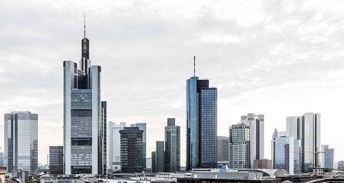 Frankfurt: Boersenstadt Nummer 1 in Deutschland