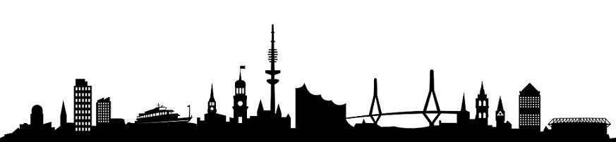 Skyline Hamburg Auch in dieser Stadt hat die Börse Einzug gehalten