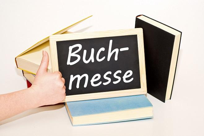Bald ist wieder Buchmesse! Legendär die Buchmesse in Frankfurt am Main