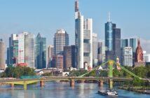 Frankfurt ist die Messestandt überhaupt und das hat sicher nicht nur mit der tollen Skyline was zu tun