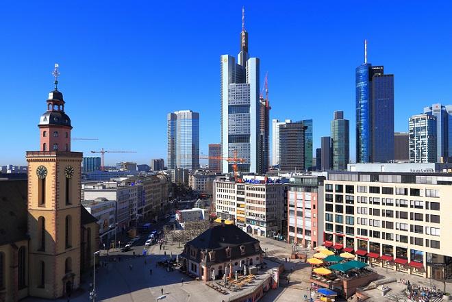 Frankfurt am Main auch als Shoppingstadt wir sie immer attraktiver