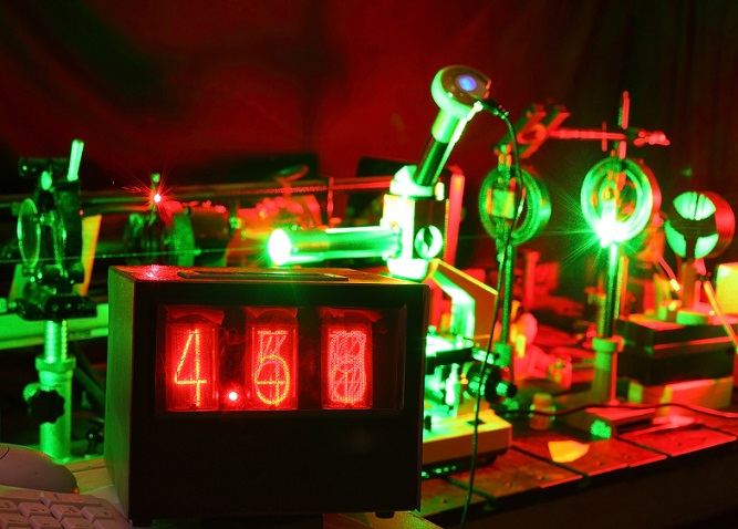 Laser lässt sich für dei unterschiedlichsten Sachen einsetzten