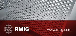 Lochblech: Quadratlochung diagonal versetzte Reihen