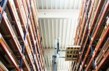 Nützliches, zweckmäßiges Element, das optisch viel her macht: Lochblech-Einsatz in der Industrie