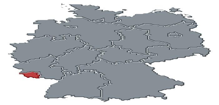 3 D Modell Saarland: Wie entsteht so etwas?