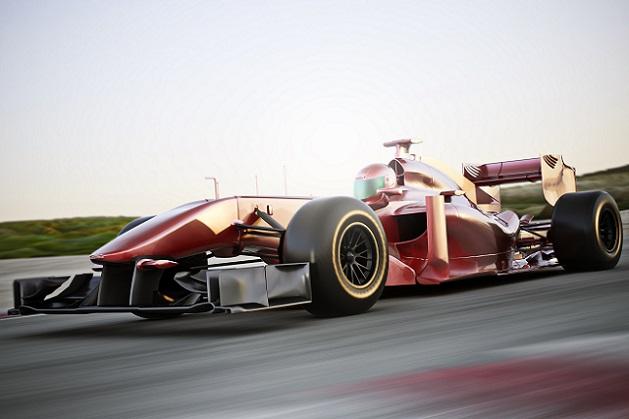 Das Highlight der Firmengeschichte erfolgte im Jahr 1995, als Michael Schumacher die Formel-1 Weltmeisterschaft auf den Rädern von BBS gewann. (#02)