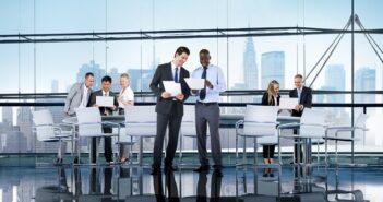 Unternehmensberater agieren bei der Datenanalyse zu langsam.