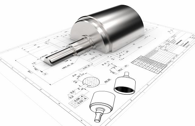 Eine Explosionszeichnung eines Getriebes ist eine Infografik bzw. eine Darstellung von Bauteilen, die ihren Namen nicht ohne Grund hat. (#01)