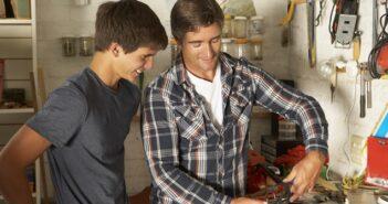 Schraubstock mit Druckluftmotor: Moderne Spannmittel!