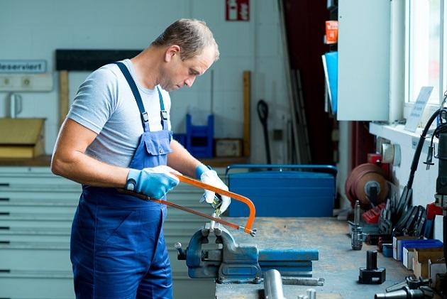 Im Drehbereich eignen sich Präzisions Druckluft Spannfutter speziell für dünnwändige Werkstücke, die nicht deformiert werden dürfen sowie Werkstücke mit einer speziellen Kontur. (#04)