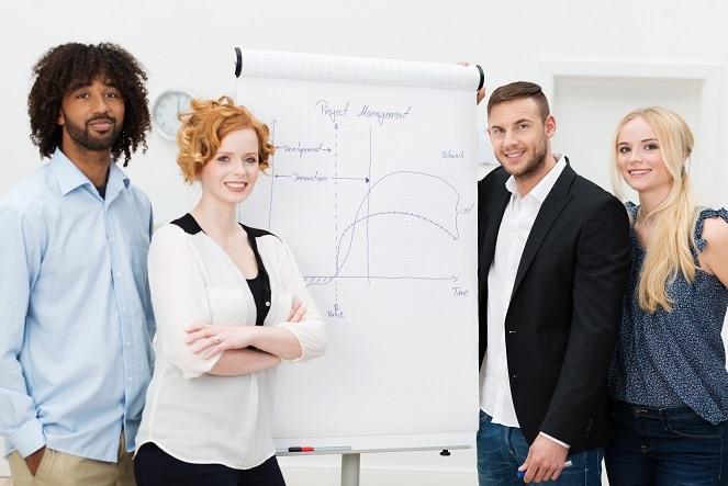 Zielführendes, adäquates Projektmanagement dient als Leitfaden und Richtschnur für alle Etappen und Entwicklungsstufen der Projekte. Die Herausforderung dabei stets: vorher klar definierte Ziele müssen erreicht werden, möglichst mit hocheffizienten Mitteln. (#01)