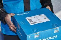 Bei Hermes hat der Postbote bald ausgedien