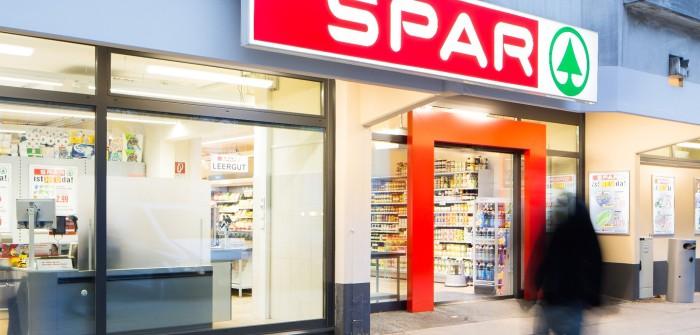 Lebensmittel-Kette Spar plant Online-Handel
