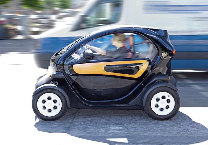 Das Elektroauto soll das Konzept der Zukunft sein: immer mehr Abgase, schwindende Rohstoffressourcen und wachsende Städte machen ein Umdenken erforderlich. (#02)